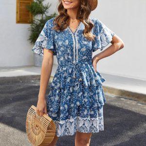 Little Hippie Cotton Dress
