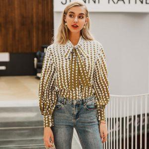 Elegant Bohemian Blouse for Women