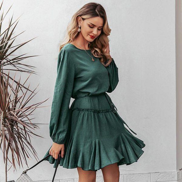 Elegant Bohemian Chic Spirit Dress
