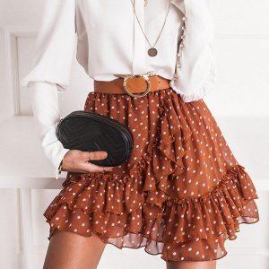 Bohemian Pea Skirt