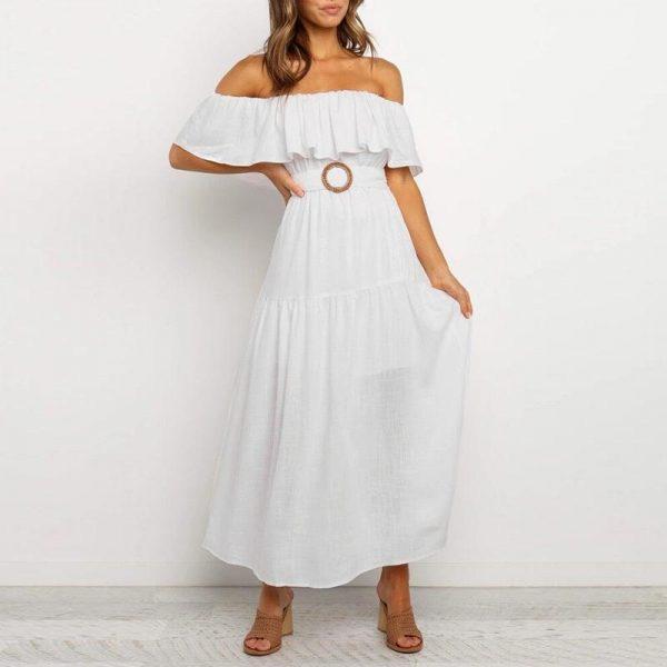 Bohemian Maxi Dress