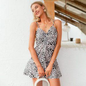 Bohemian Short Summer Dress
