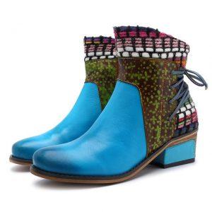 Bohemian Hippie Boots