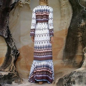 Bohemian dress boho 2020